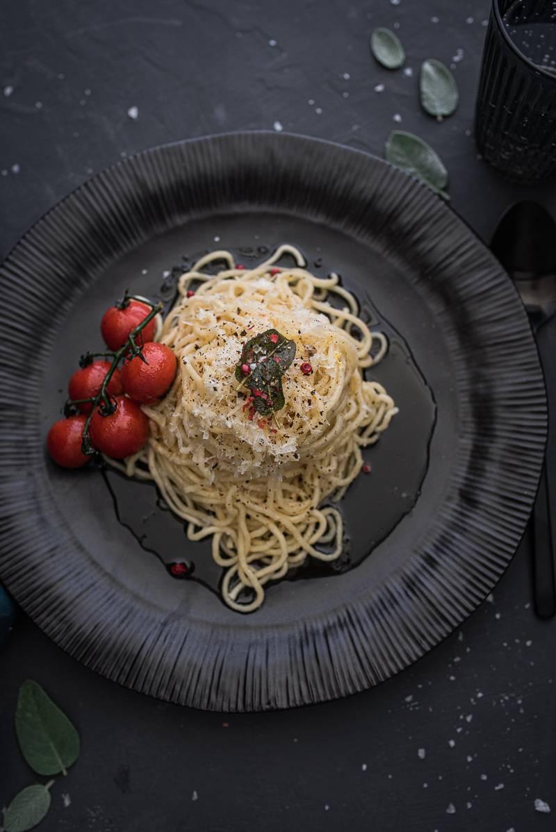 Pastamaker Spaghetti Pasta Rezept trickytine Foodblog Stuttgart