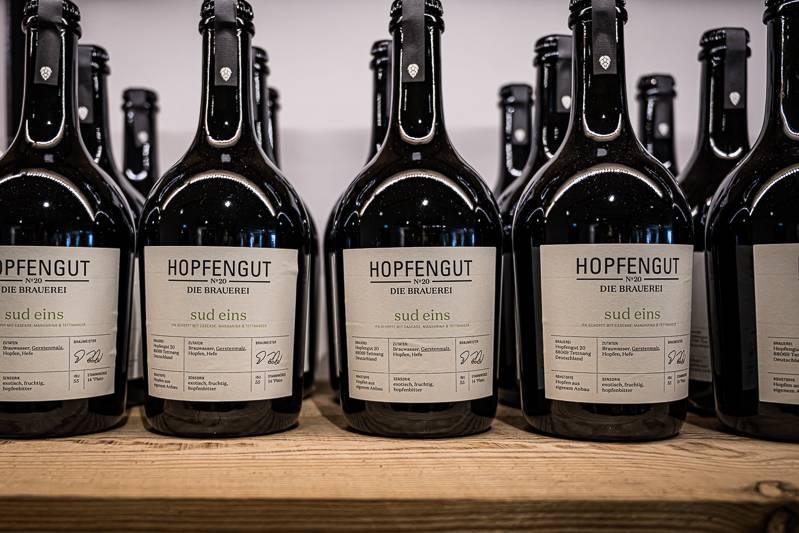 trickytine Hopfen Tettnang Craft Beer Baden-Wuerttemberg