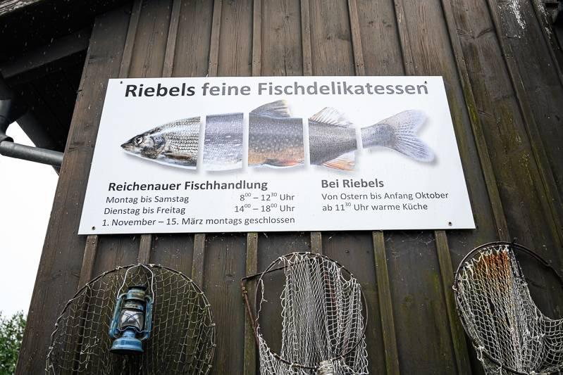 trickytine Insel Reichenau Fisch Felchen Fischerei