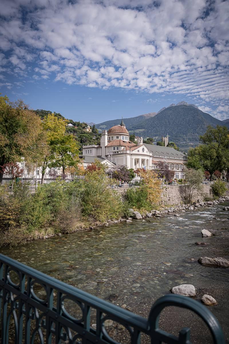 #friendsgiving Südtirol Meran trickytine