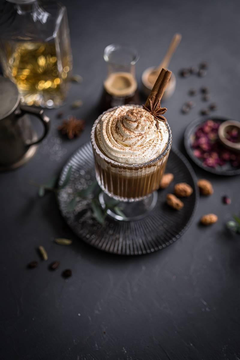 Orientalisches Kaffeegewürz für leckeren Winterkaffee - tolles Geschenk aus der Küche!