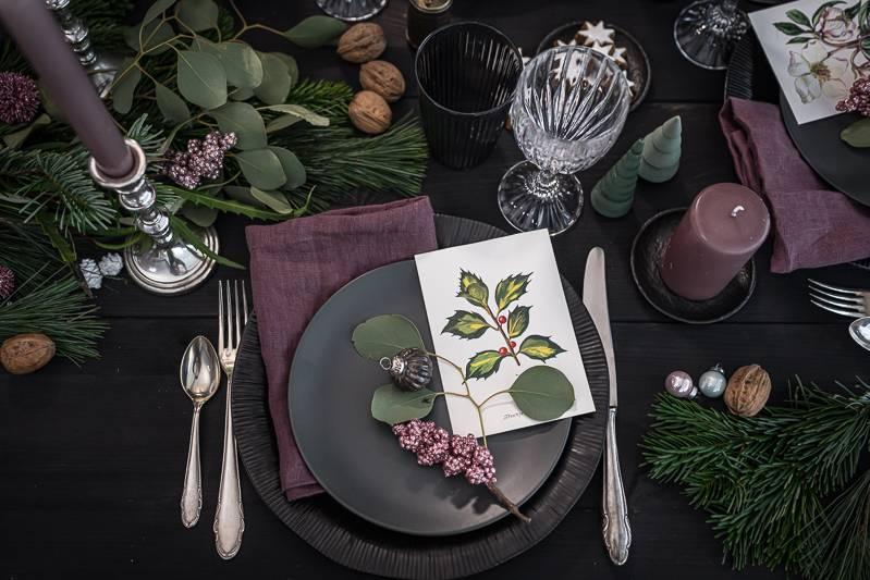 Weihnachtsmenü trickytine Foodblog