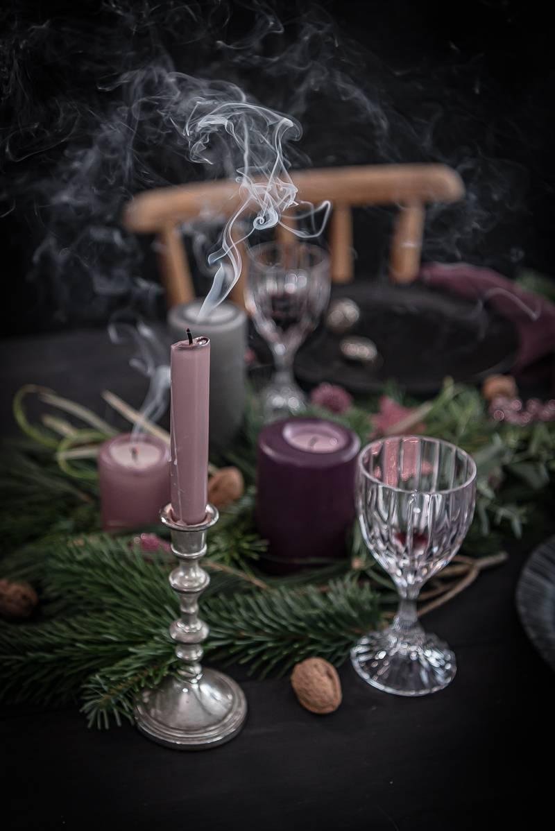Kerzen Weihnachten trickytine