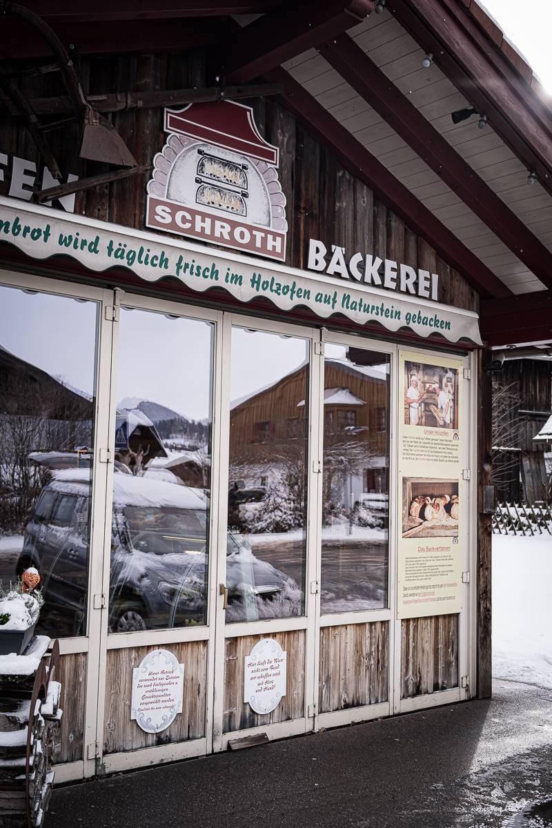 Oberstdorf Kulinarisch trickytine Holzofenbäckerei Schrot