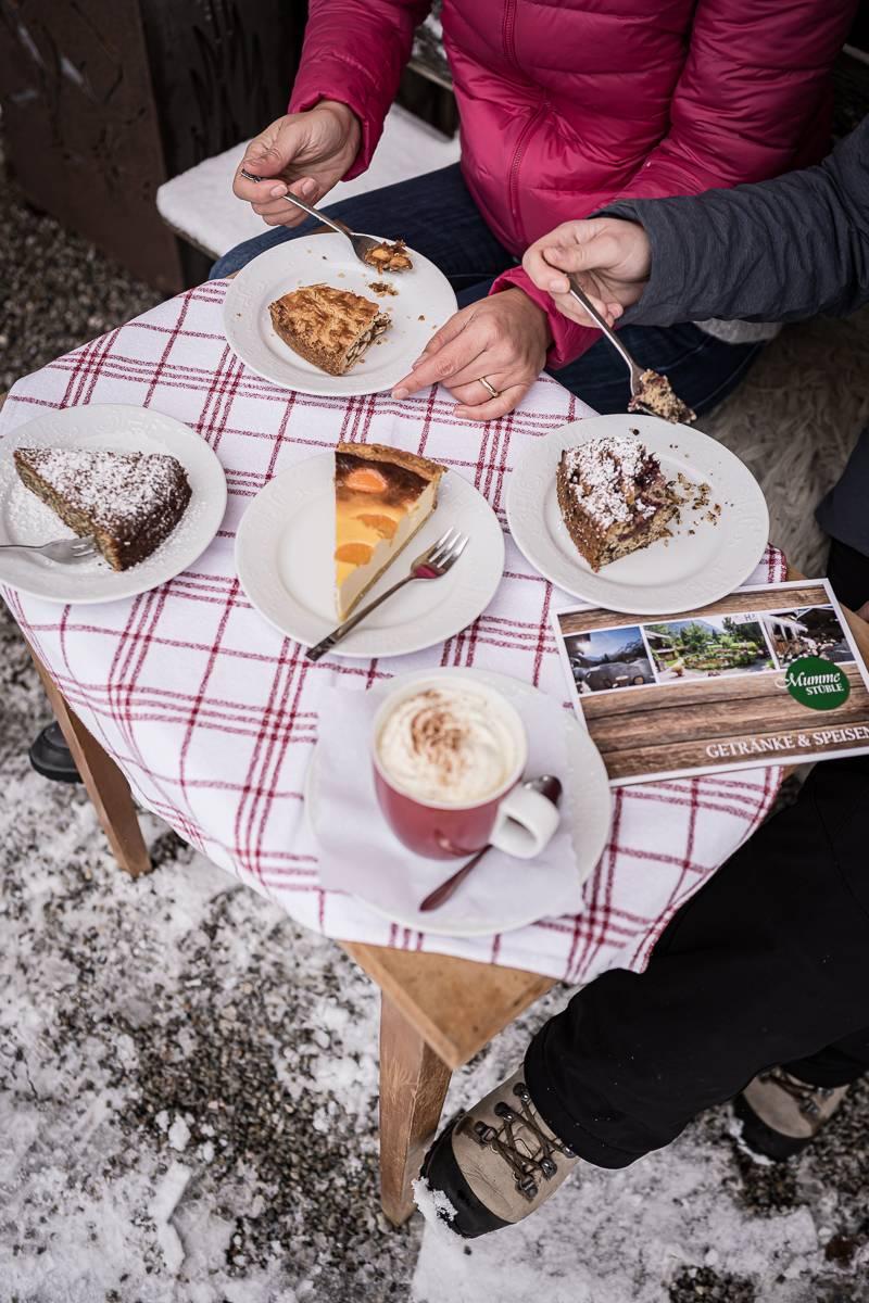 Oberstdorf kulinarisch trickytine Mumme-Stüble