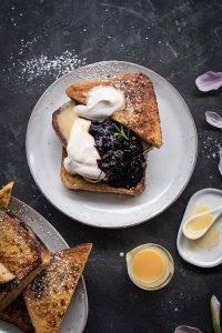 Eierlikör French Toast Rezept trickytine