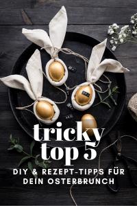 Osterbrunch Foodblog trickytine IKEA Hacks