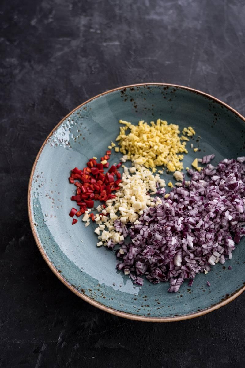 Blumenkohl Curry Rezept trickytine