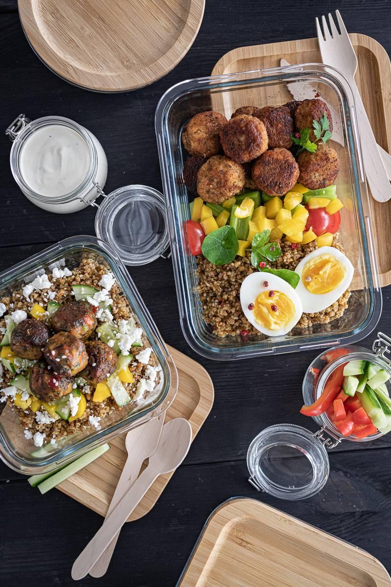 Meal Prep Rezepte trickytine IKEA