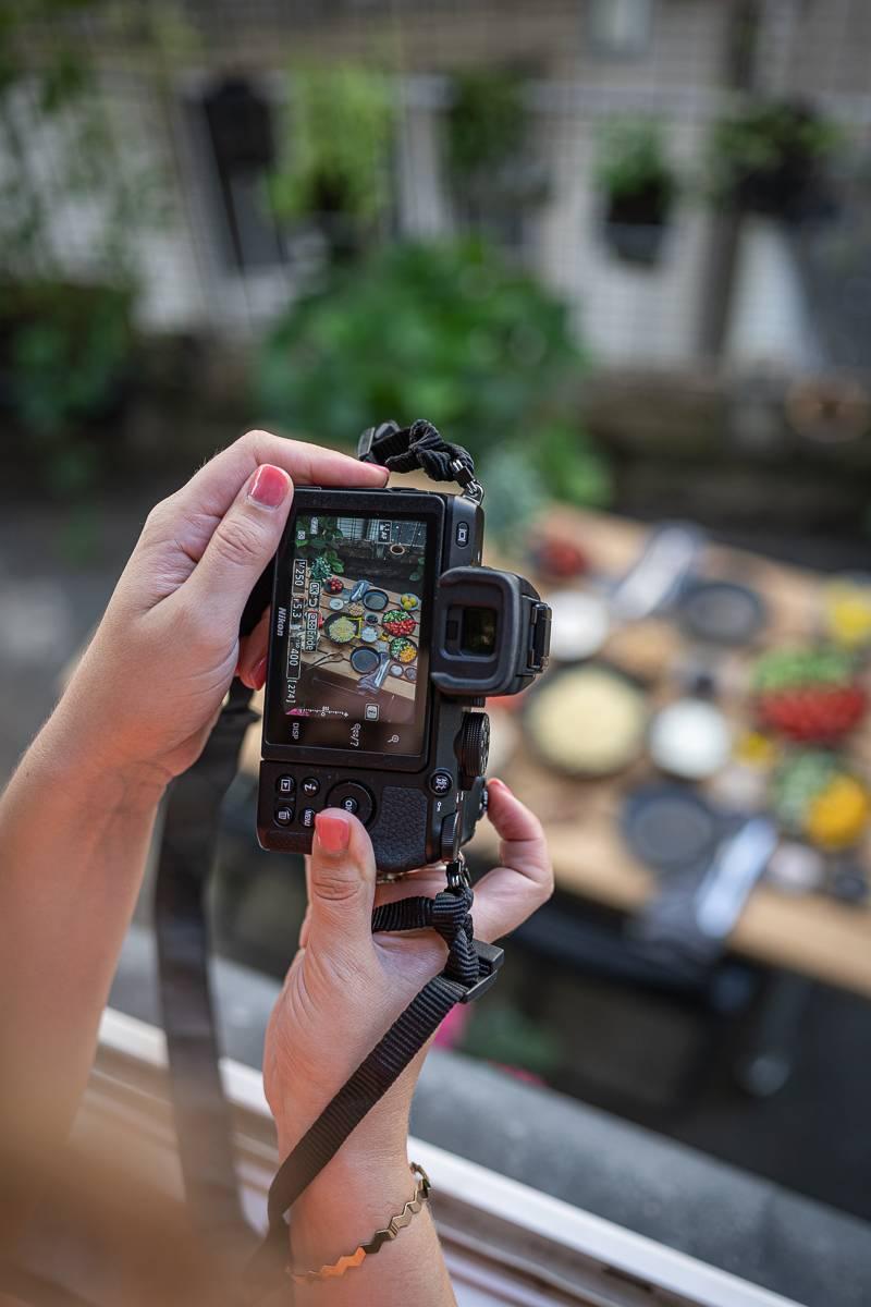 Orzo Nudelsalat Greek Style Nikon Z 50 Verlosung