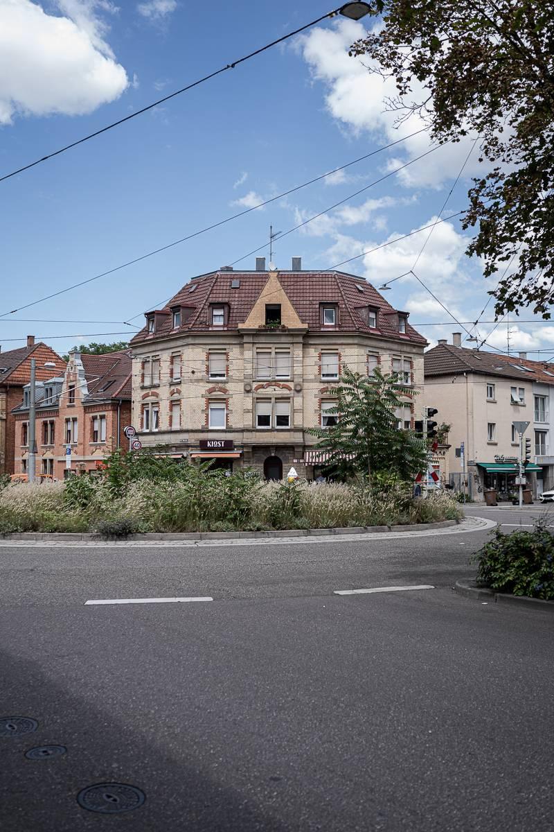Stuttgart-Ost Tour trickytine Zur Schleckerei