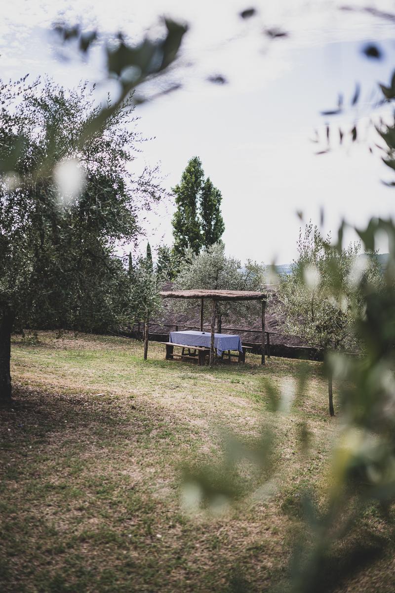 Fattoria La Vialla Toskana trickytine