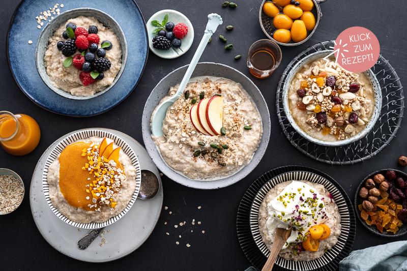 SWR1 Pfännle trickytine Porridge Rezept