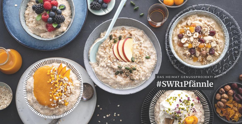 SWR1 Pfännle Porridge 2020 trickytine