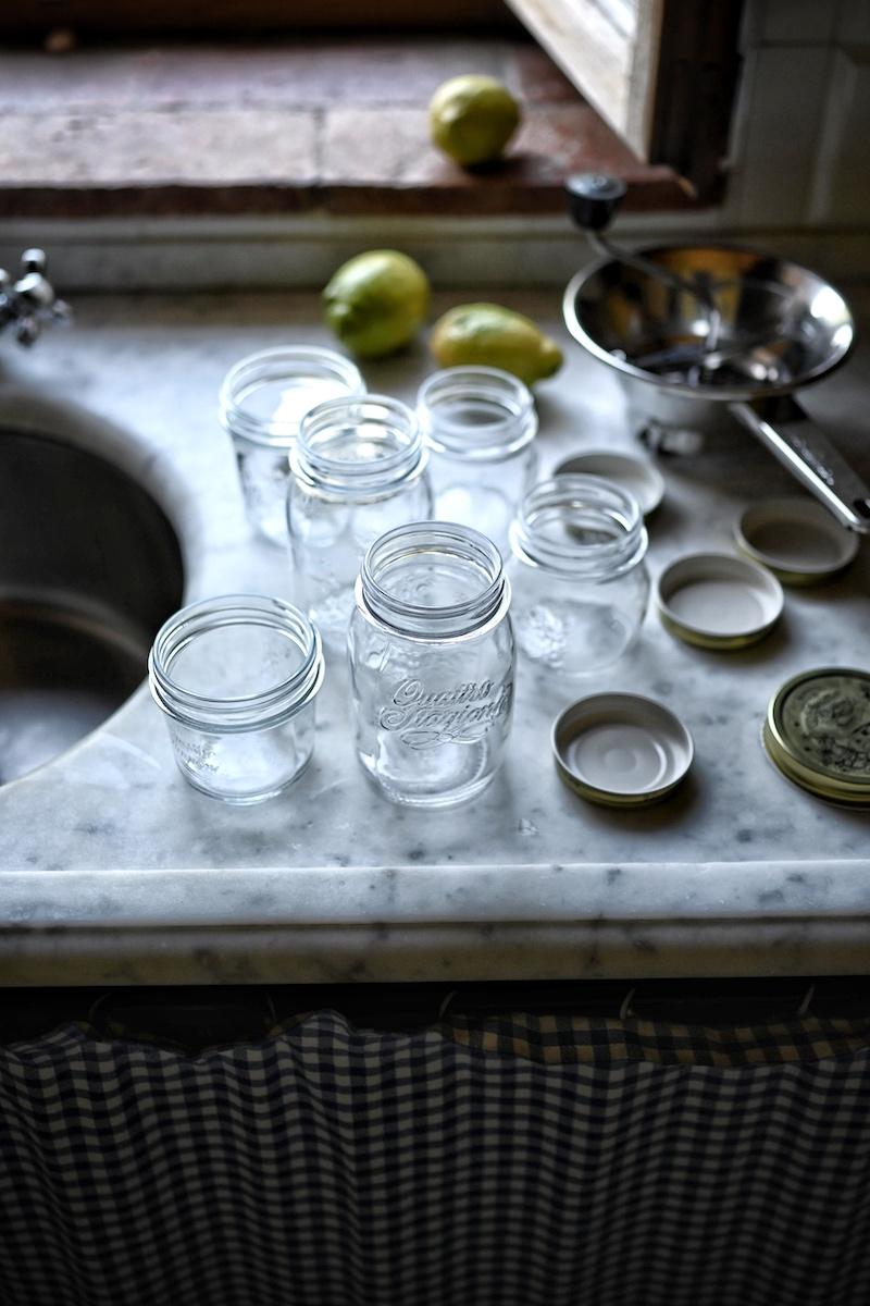 Zwetschgenmarmelade Rosmarin Zitrone trickytine Foodblog Konfituere