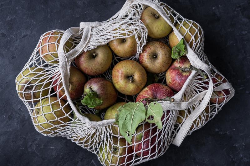 Apfel-Crumble Streuobst
