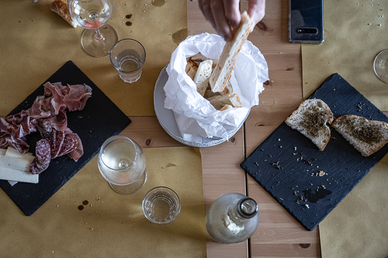 Marken Italien Reise Trüffel Trüffelsuche trickytine Foodblog