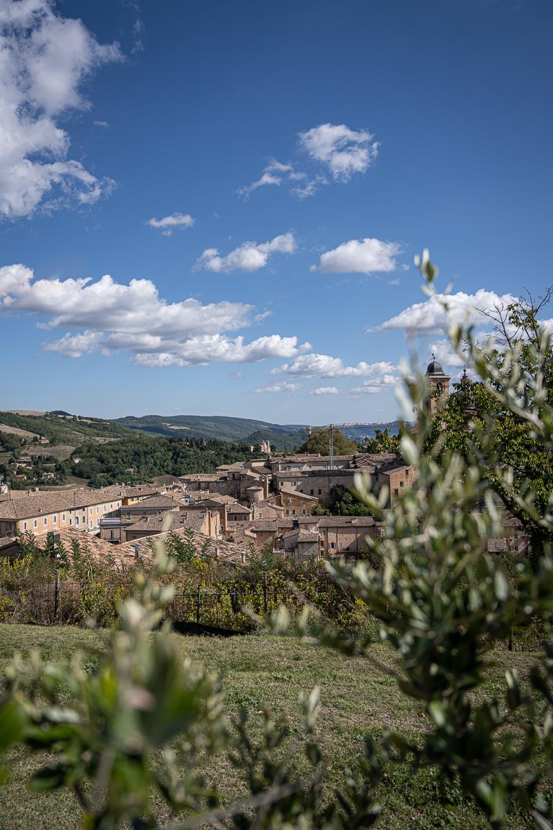 Marken Italien trickytine Urbino Weltkulturerbe