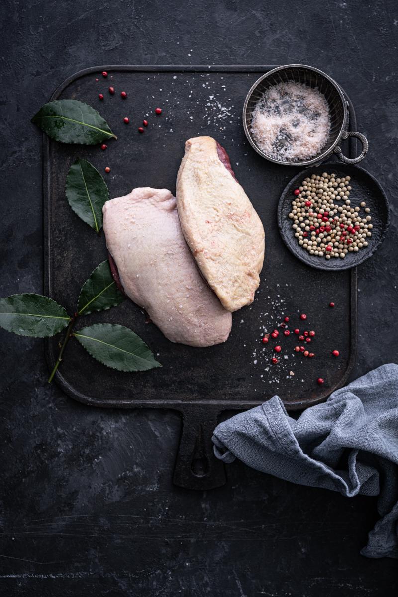 Entenbrust gelingsicher zubereiten Foodblog trickytine