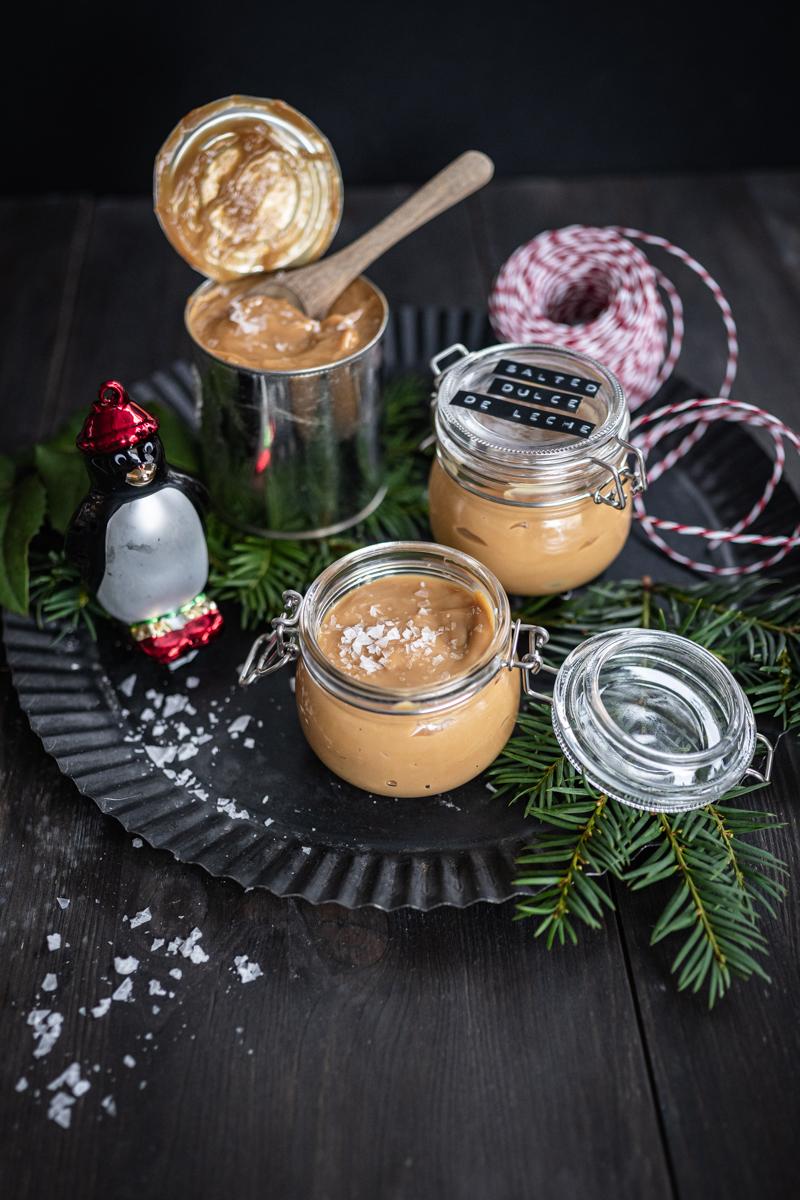 Geschenke aus der Küche Dulce de leche trickytine Advent Weihnachten trickytine