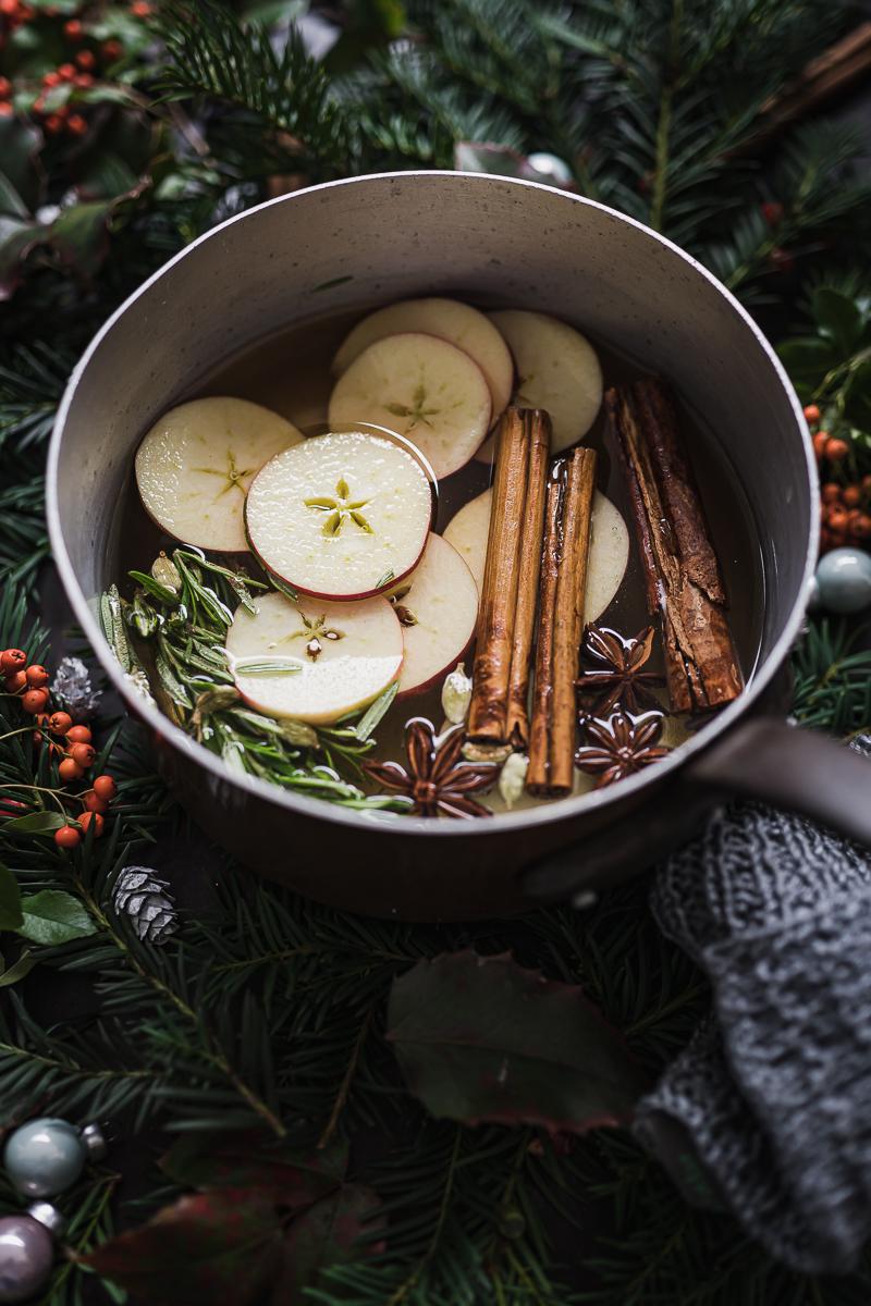Riesling Glühwein Rezept trickytine