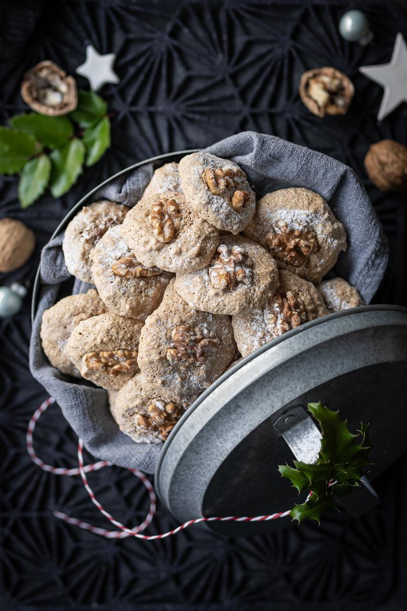 Walnuss-Makronen Tonka Rezept trickytine
