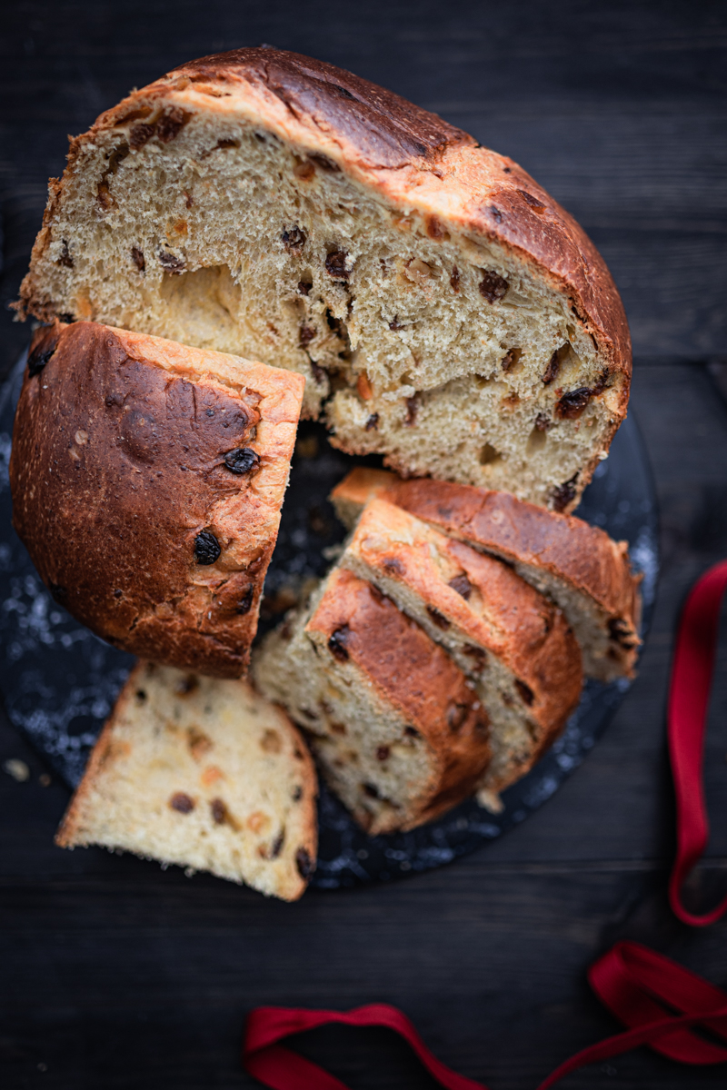 Panettone French Toast Rezept trickytine
