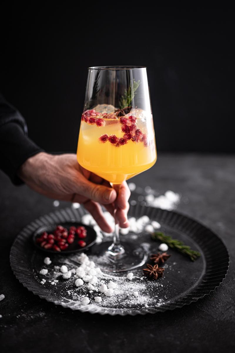 Winter Spritz Maracuja trickytine