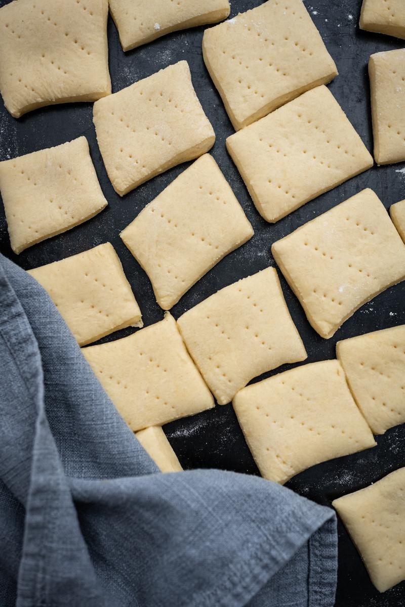 Rezept Schwäbische Fasnetsküchle Original Schmalzgebäck Altbweiberfasching Foodblog trickytine