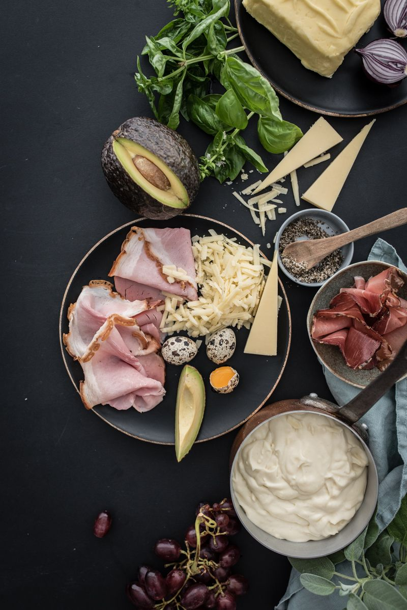 Oster-Rezepte, Bergkäse Croque Monsieur