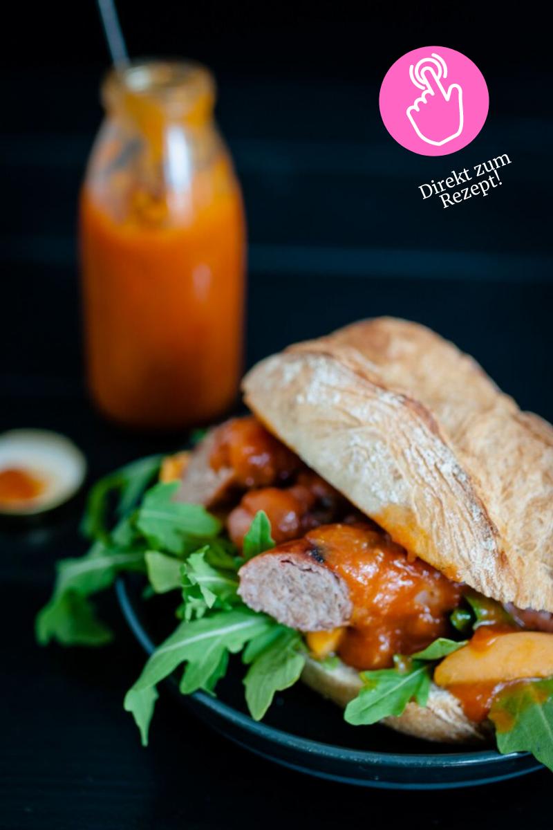 5 Grillparty-Rezepte, Aprikosen Ketchup