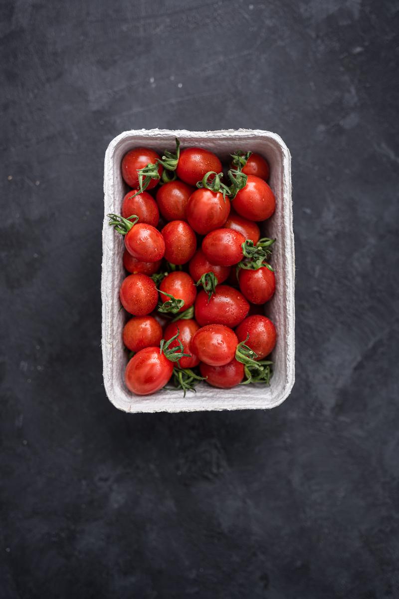 Erdbeer Panzanella Burrata trickytine