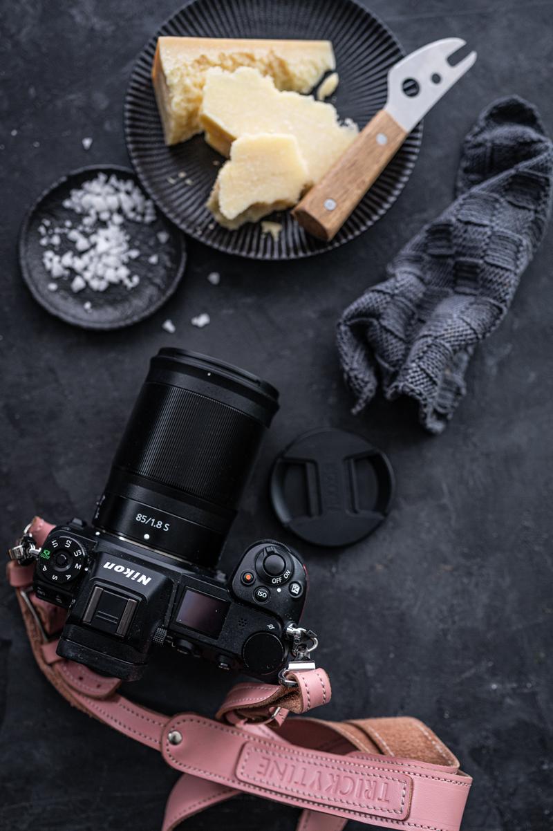 Pasta al limone Nikon Z 7