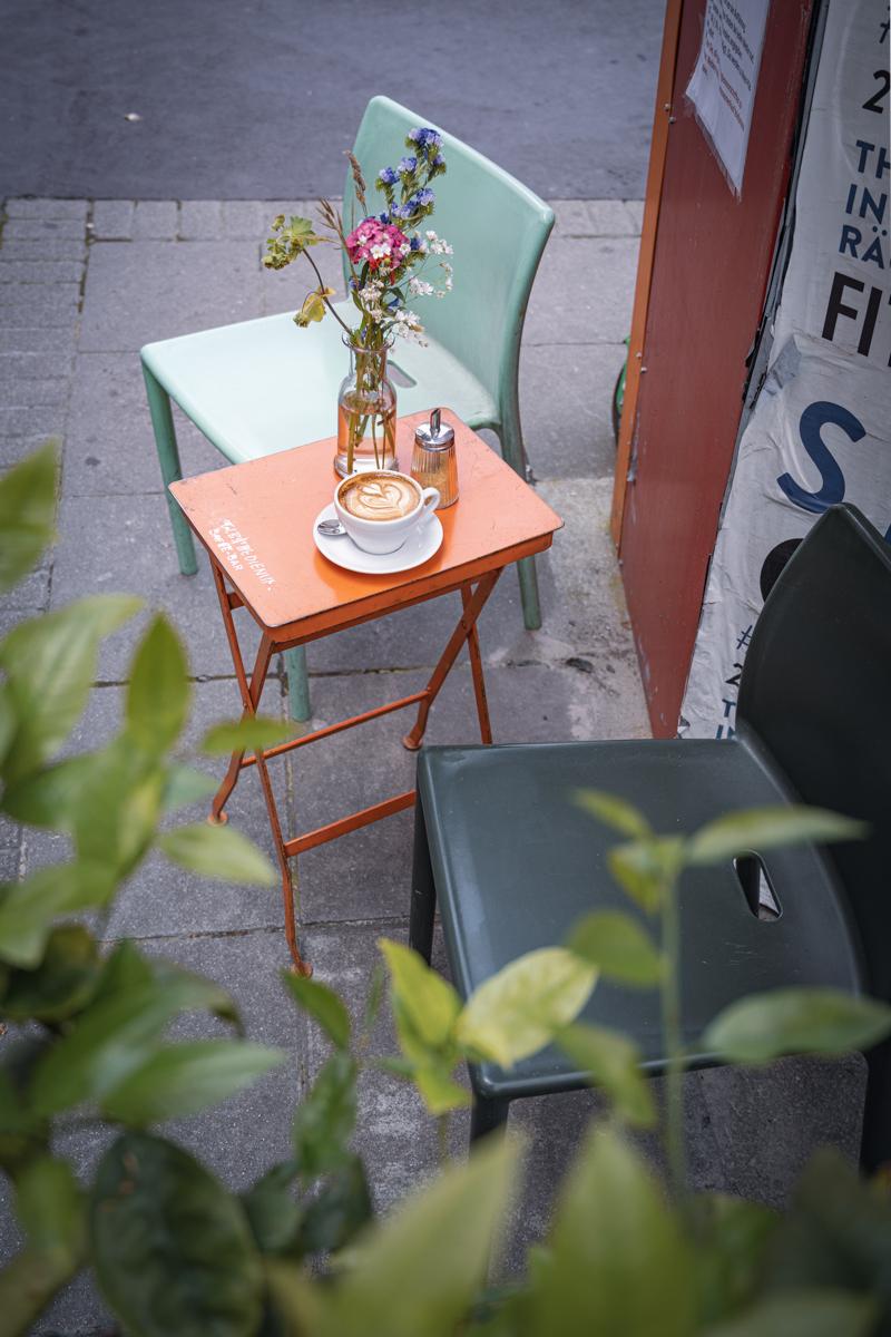 trickytine 7 Cafes in Stuttgart Caffè Bar