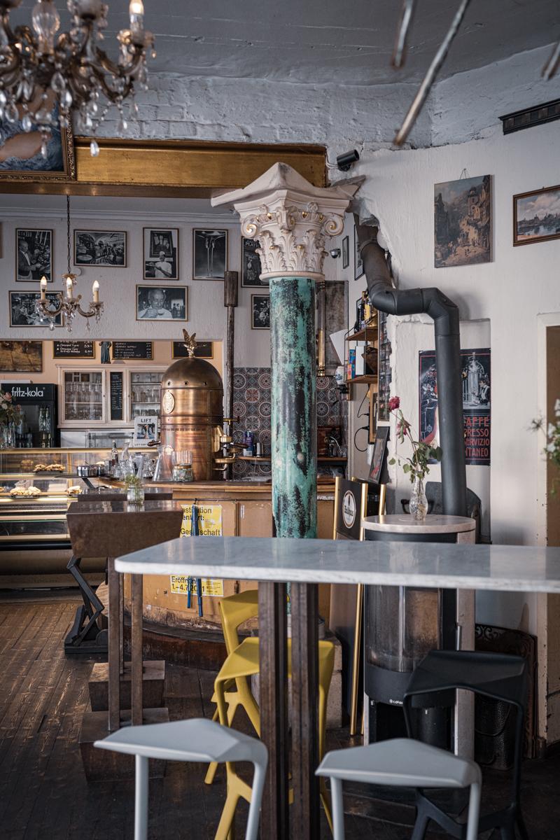 trickytine 7 Cafés in Stuttgart Herbertz