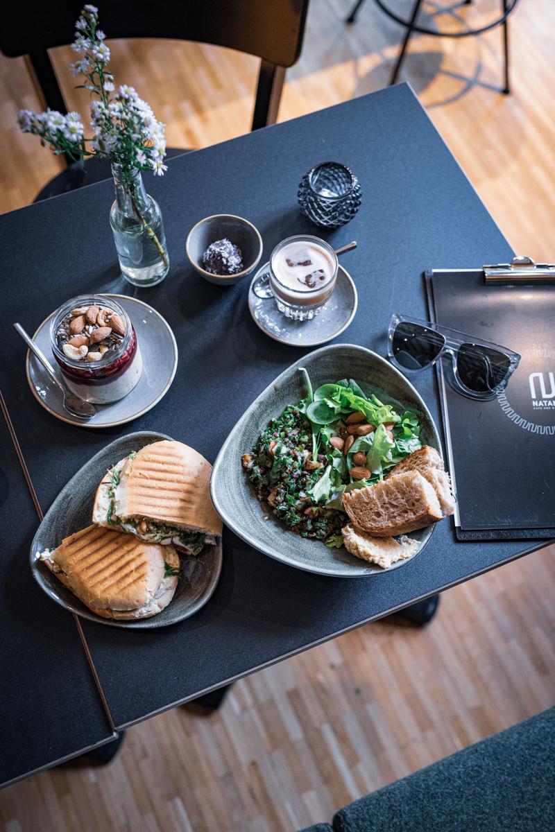 trickytine 7 Cafés in Stuttgart NATAN
