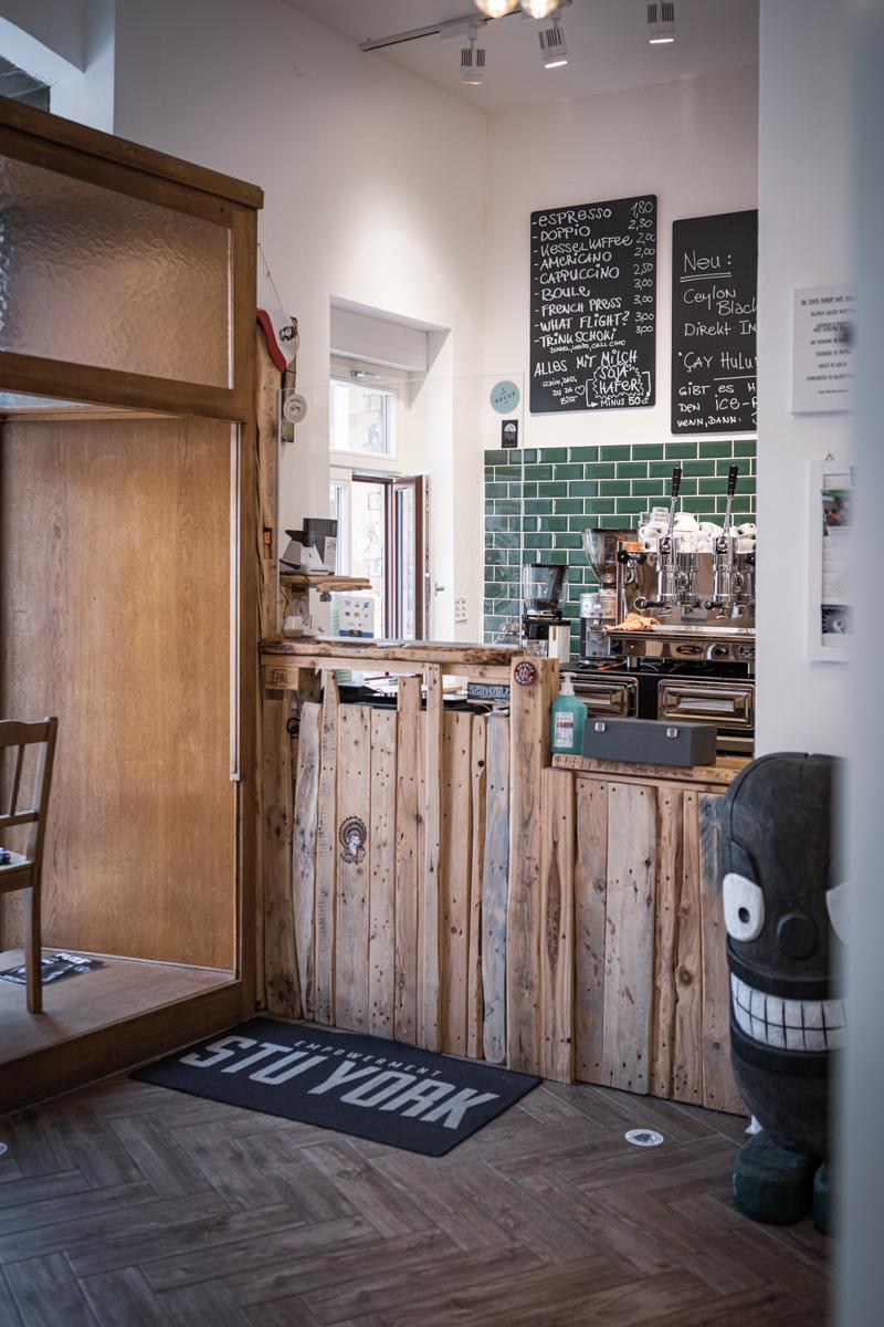 trickytine 7 Cafes in Stuttgart Schwarzmahler
