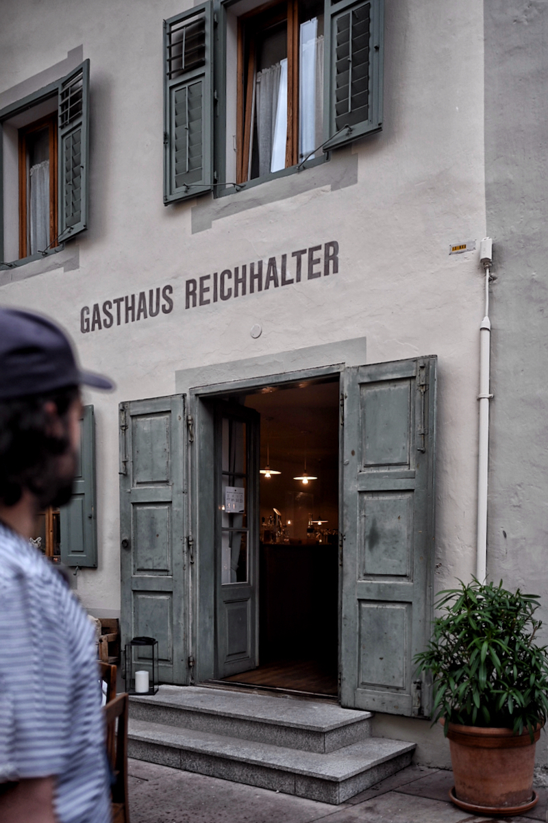 Genussreise in Südtirol 1477 Reichhalter Lana trickytine