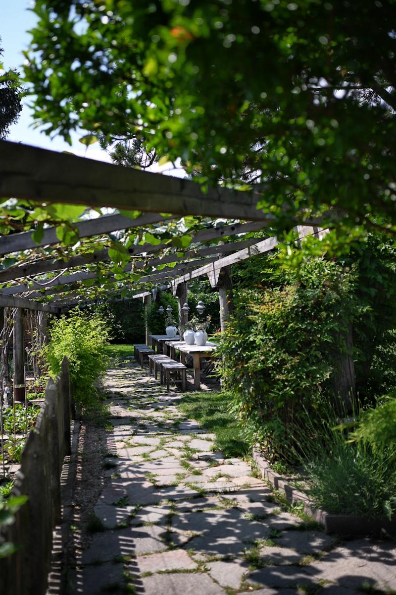 Genussreise in Südtirol Villa Arnica trickytine